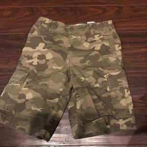 Boys Old Navy Camo Shorts